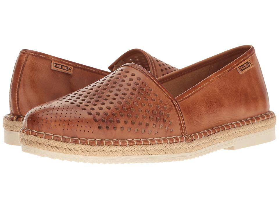 Pikolinos - Cadamunt W3K-3632 (Brandy) Women's Shoes