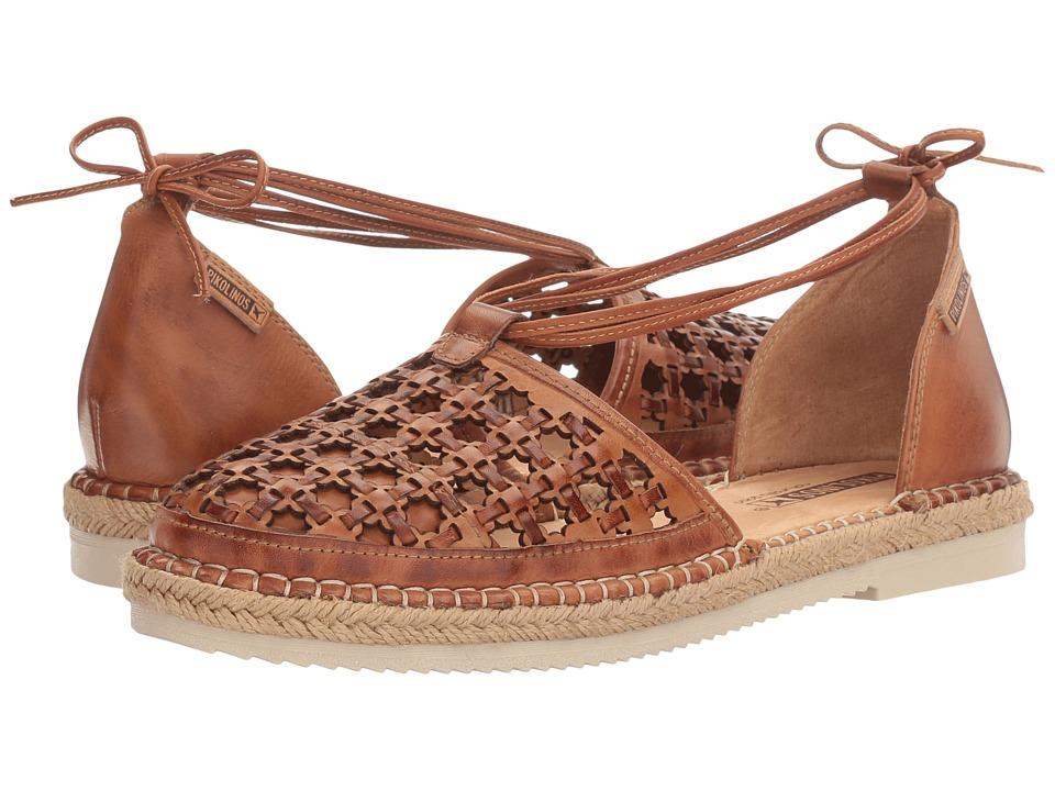 Pikolinos Cadamunt W3K-3631 (Brandy) Women's Shoes
