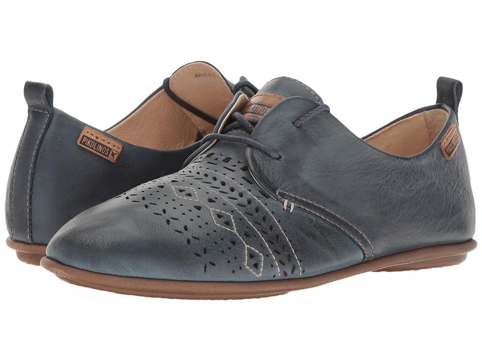 Pikolinos - Calabria 917-4584 (Ocean) Women's Shoes