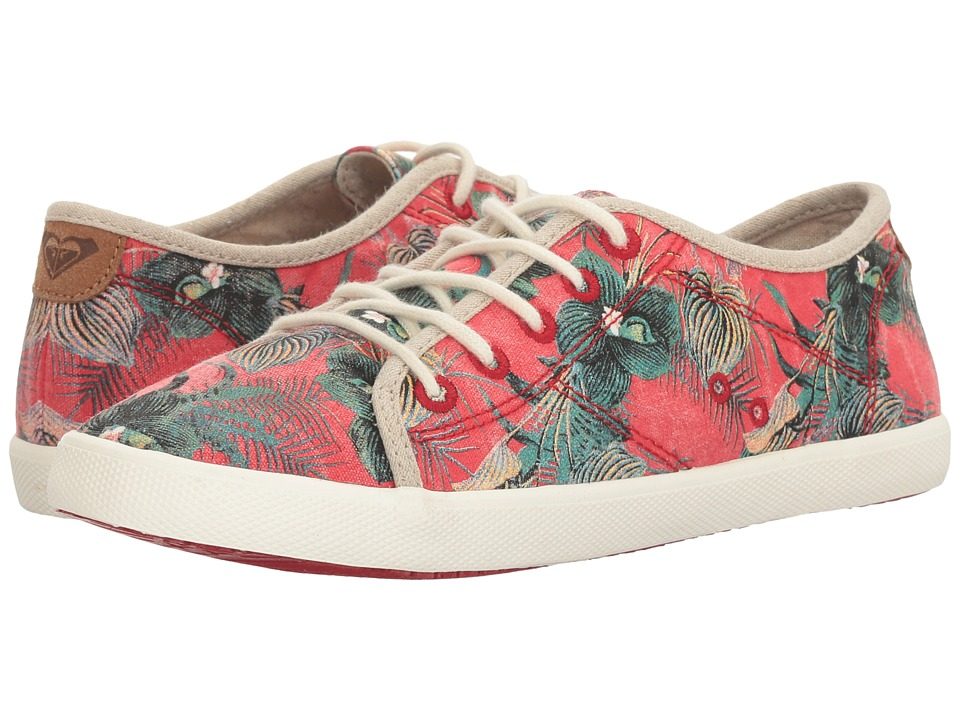 Roxy - Memphis (Remedy Print) Women's Lace up casual Shoes