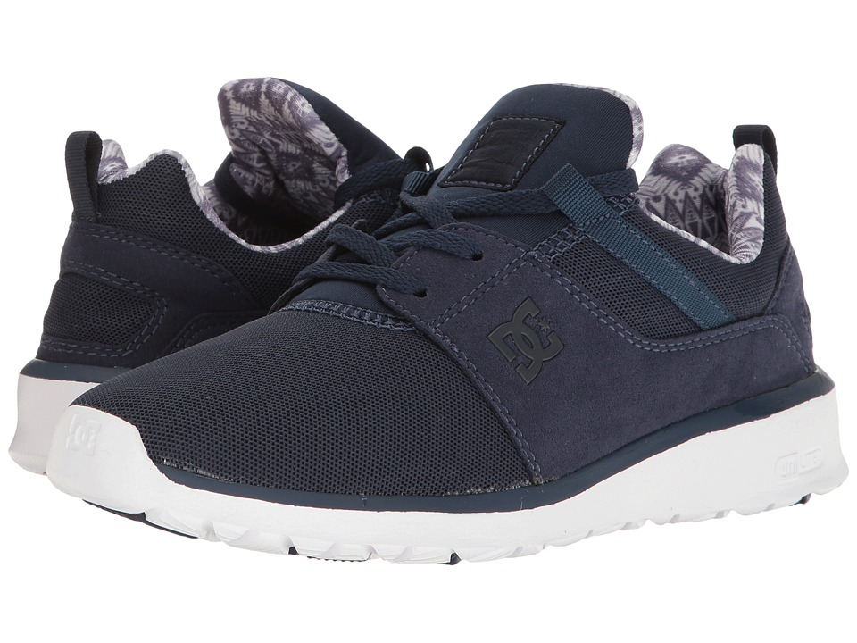 DC - Heathrow SE (Navy/Navy) Women's Skate Shoes