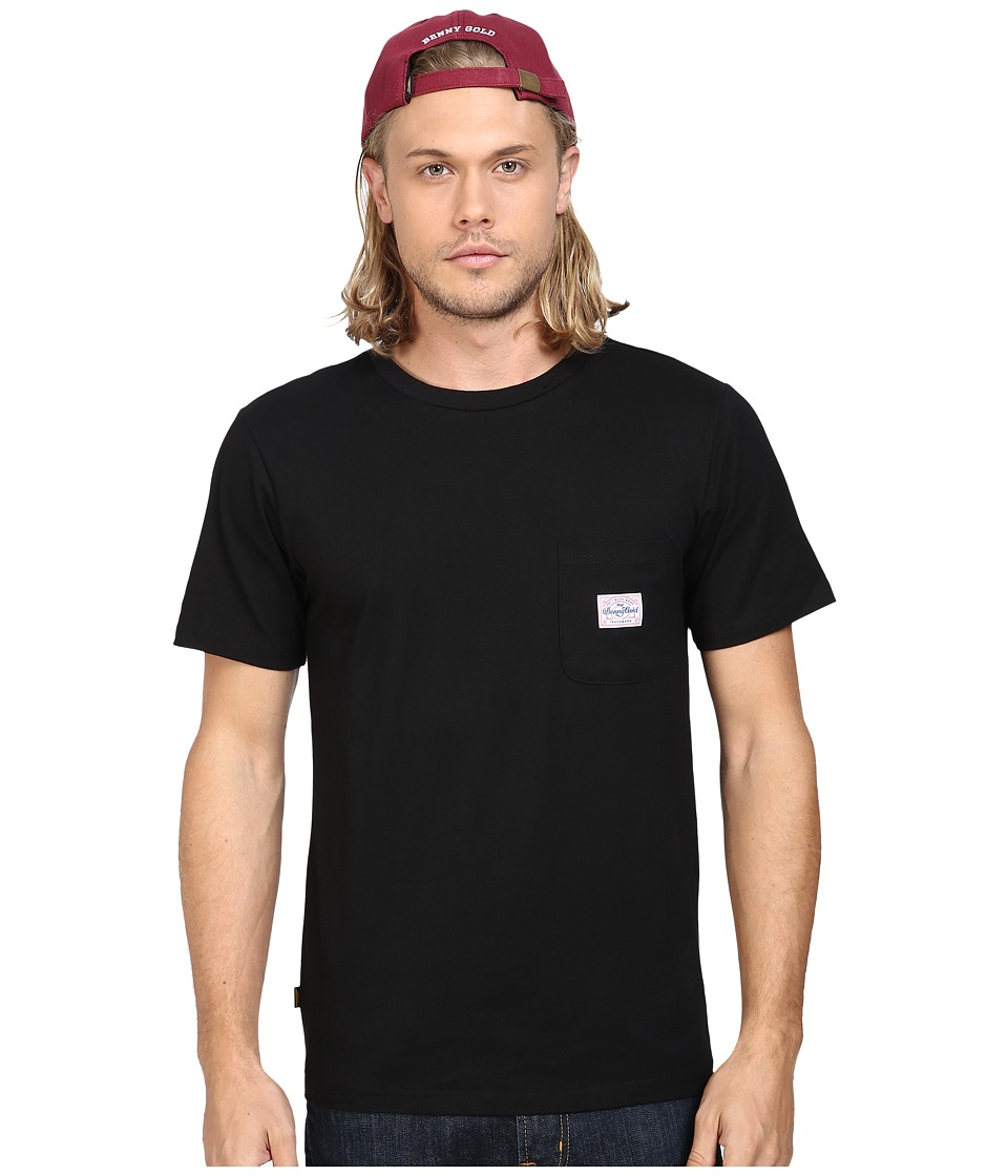 Benny Gold - Premium Pocket T-Shirt (Black) Men's T Shirt