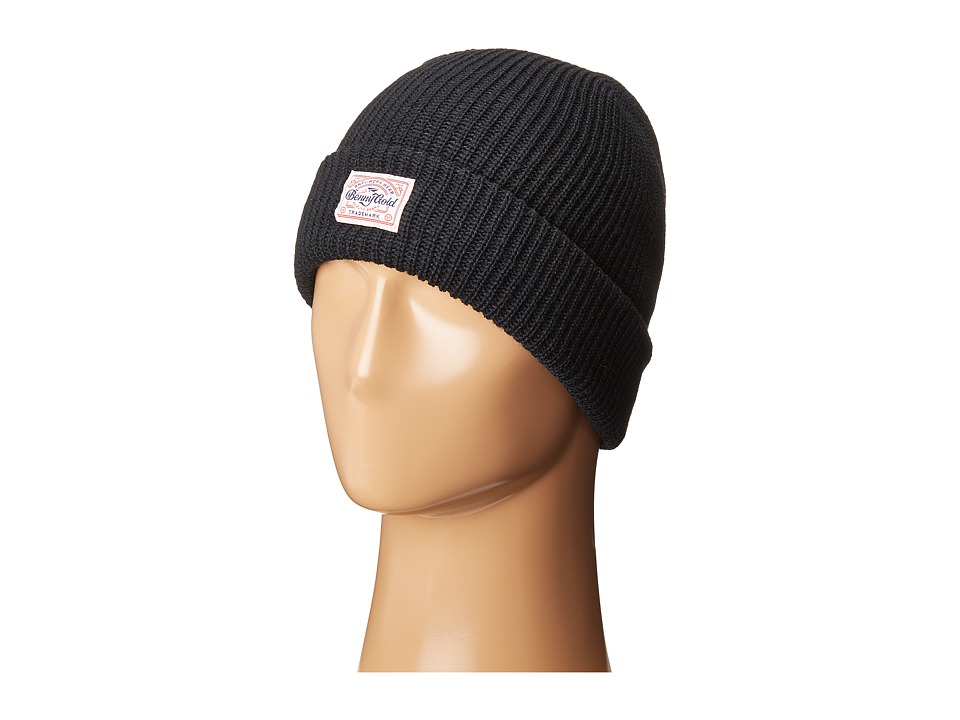 Benny Gold - Anti-Work Beanie (Black) Beanies