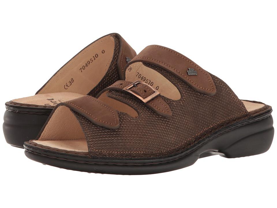 Finn Comfort - Anacapa-S (Wood Murano/Cherokee) Women's Sandals