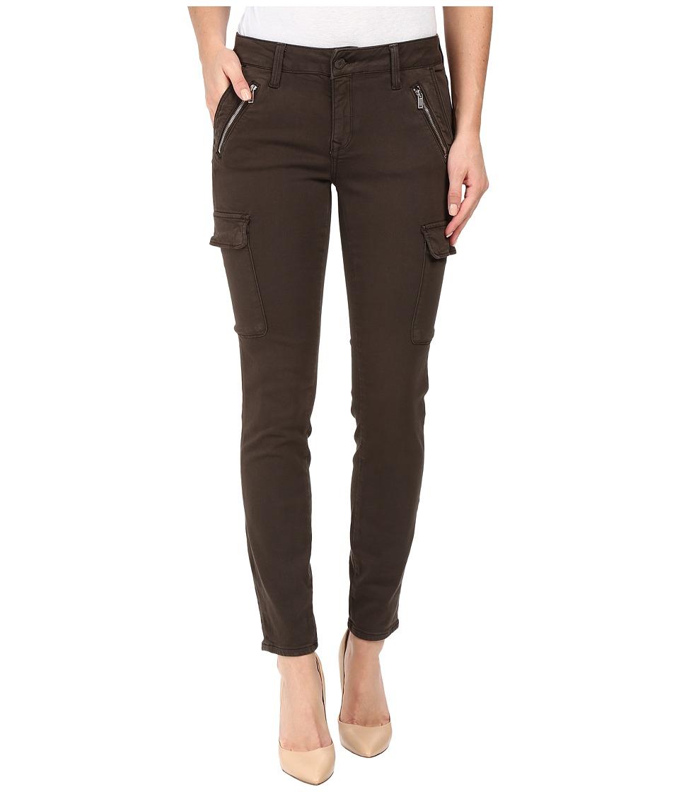 Mavi Jeans Juliette Skinny Cargo in Military Twill (Military Twill) Women