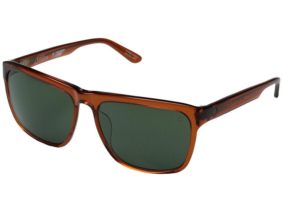 Spy Optic - Neptune (Trans Sepia/Happy Gray Green) Fashion Sunglasses