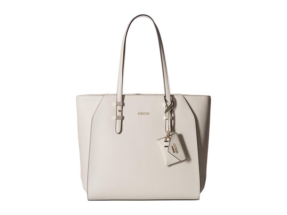 GUESS - Gia Tote (Stone) Tote Handbags