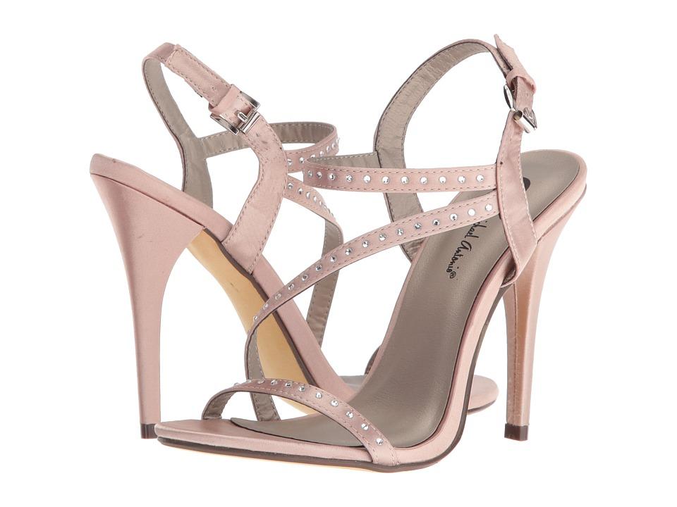 Michael Antonio - Rest - Satin (Nude) Women's Dress Sandals