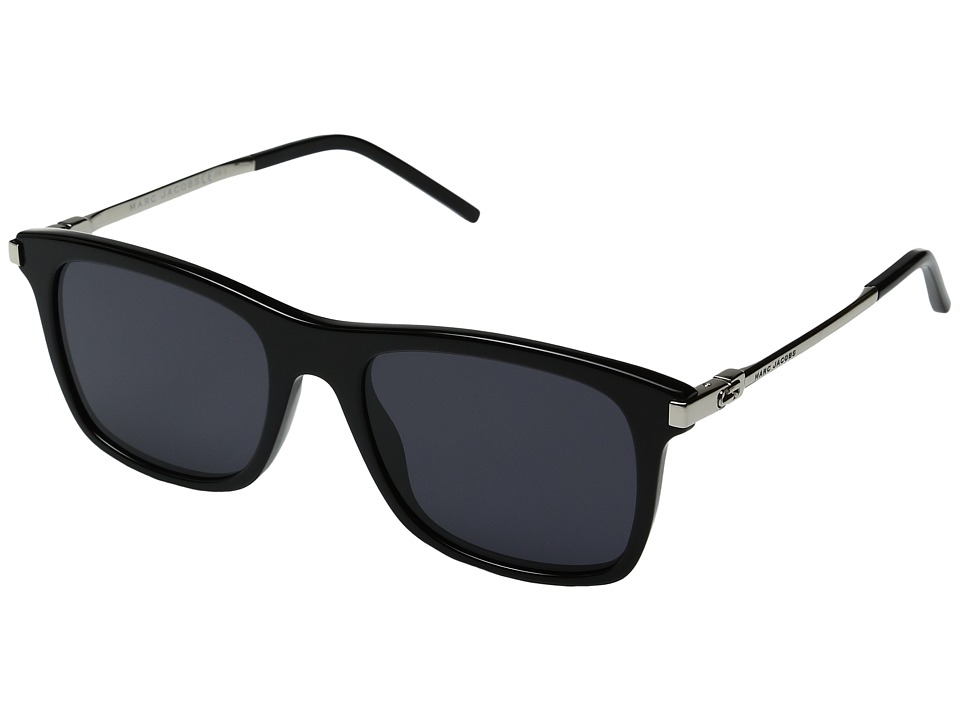 Marc Jacobs - Marc 139/S (Black/Gray Blue Lens) Fashion Sunglasses