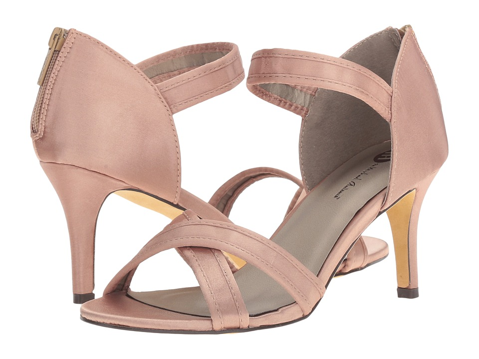 Michael Antonio - Reece - Satin (Nude) High Heels