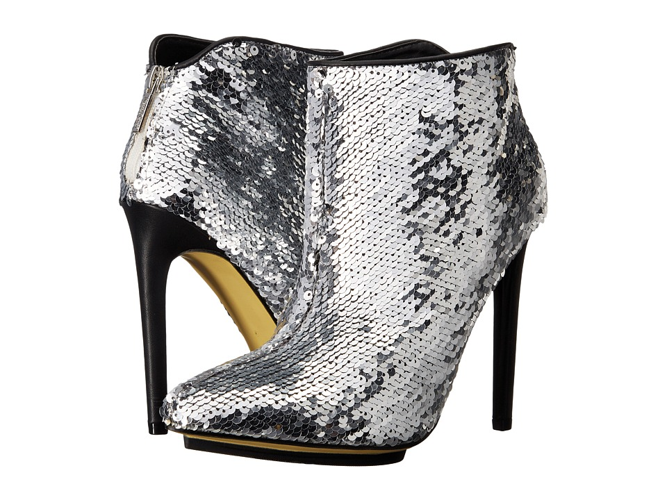 Michael Antonio - Troops (Silver) Women's Boots