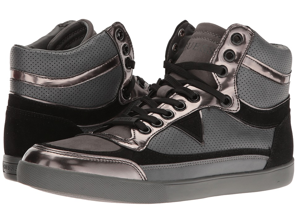 GUESS - Jex (Grey) Men's Shoes