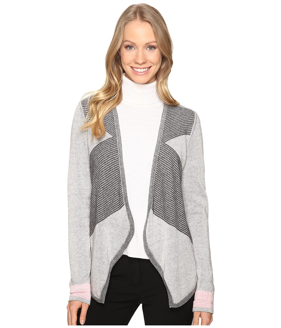 NIC+ZOE - Mystique Cardy (Multi) Women's Sweater