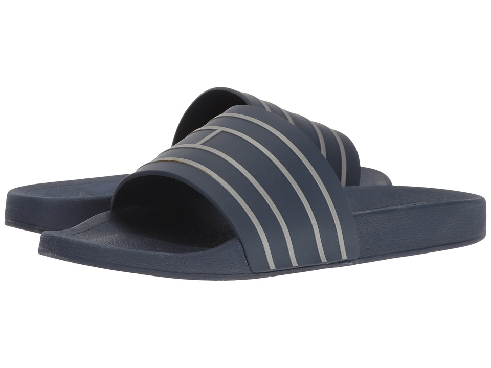 Tommy Hilfiger - Eliot (Navy) Men's Slide Shoes