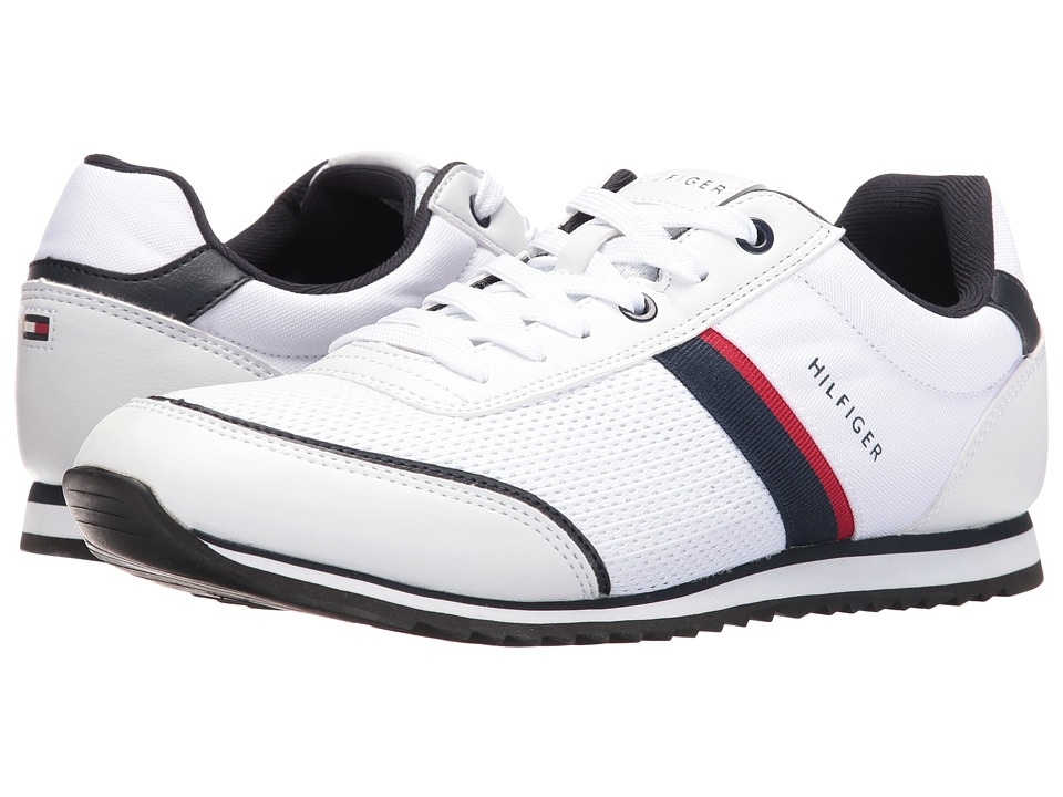 Tommy Hilfiger - Fallon (White) Men's Shoes