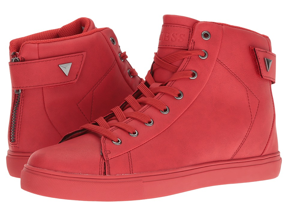 GUESS - Tulley (Red) Men's Shoes