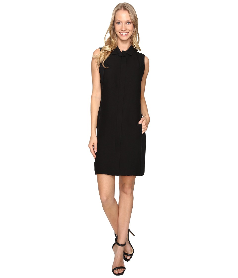 NIC+ZOE - Luxe Harmony Vest Dress (Black Onyx) Women's Dress