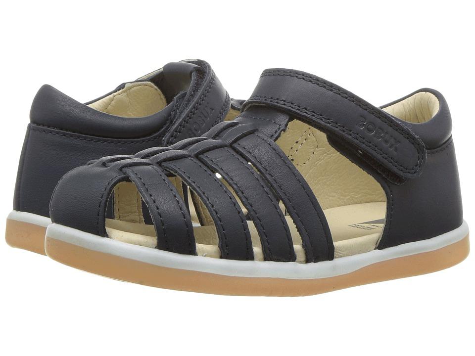 Bobux Kids - I-Walk Classic Skip (Toddler) (Navy) Girl's Shoes