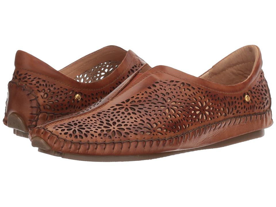 Pikolinos - Jerez 578-3620 (Brandy) Women's Shoes