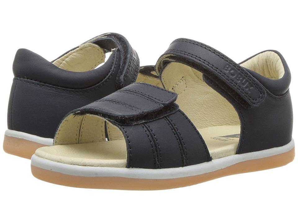 Bobux Kids - I-Walk Classic Spring (Toddler) (Navy) Girl's Shoes