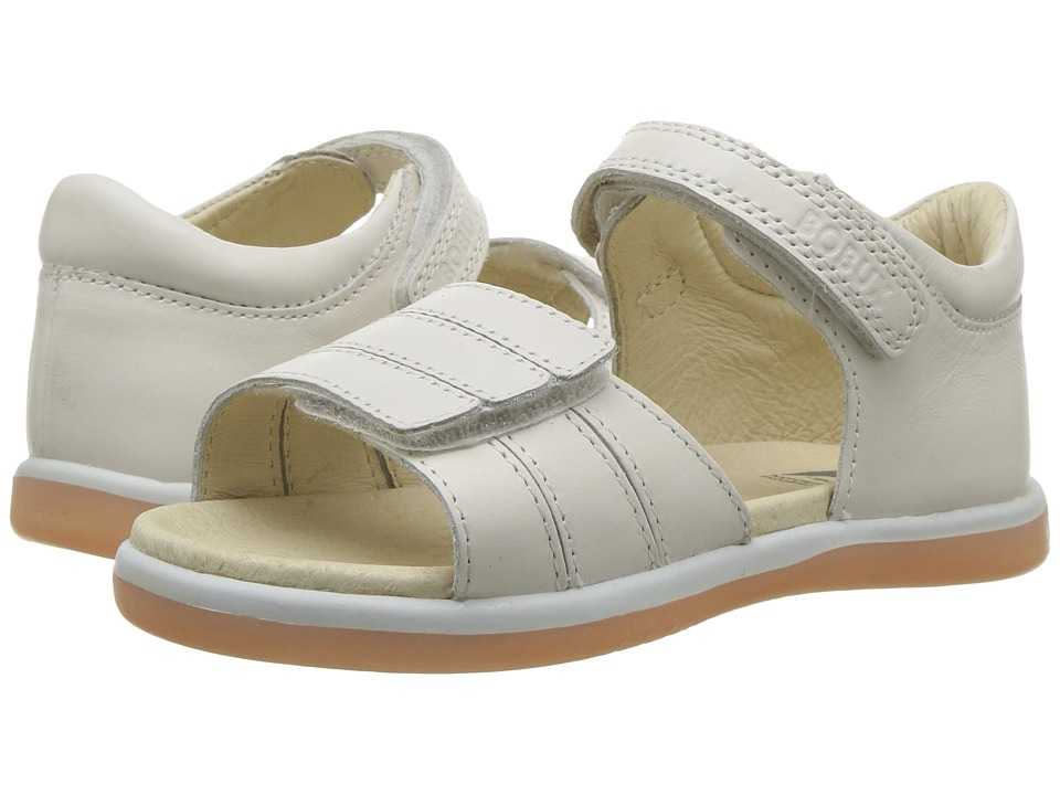 Bobux Kids - I-Walk Classic Spring (Toddler) (White) Girl's Shoes