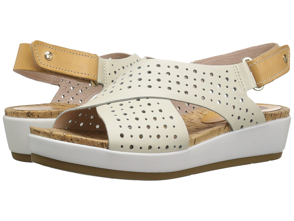 Pikolinos - Mykonos W1G-0969 (Nata) Women's Shoes