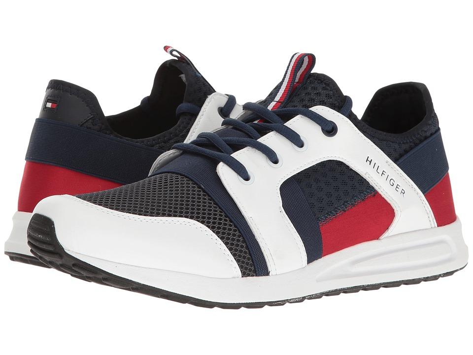 Tommy Hilfiger - Lopez (Navy/White) Men's Shoes