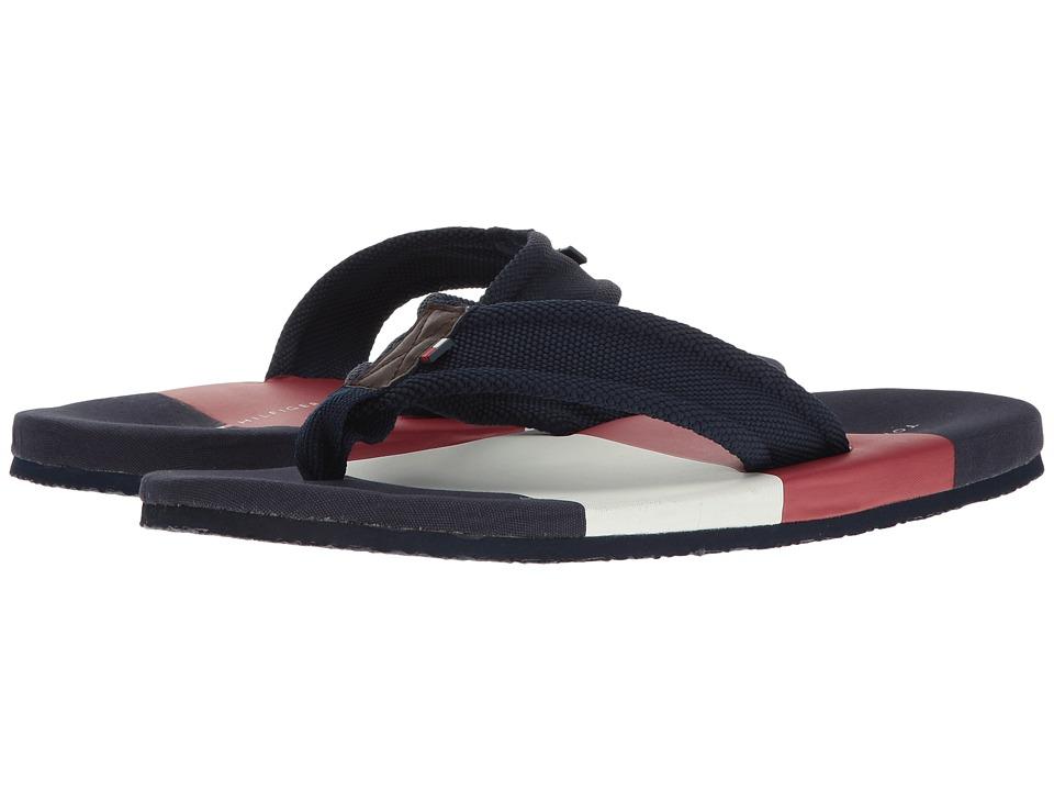 Tommy Hilfiger - Mave (Navy Multi) Men's Shoes