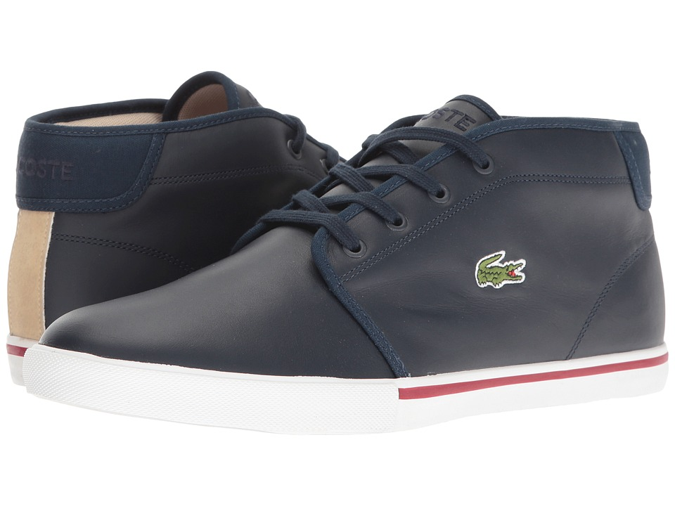 Lacoste - Ampthill 117 1 Cam (Navy) Men's Shoes