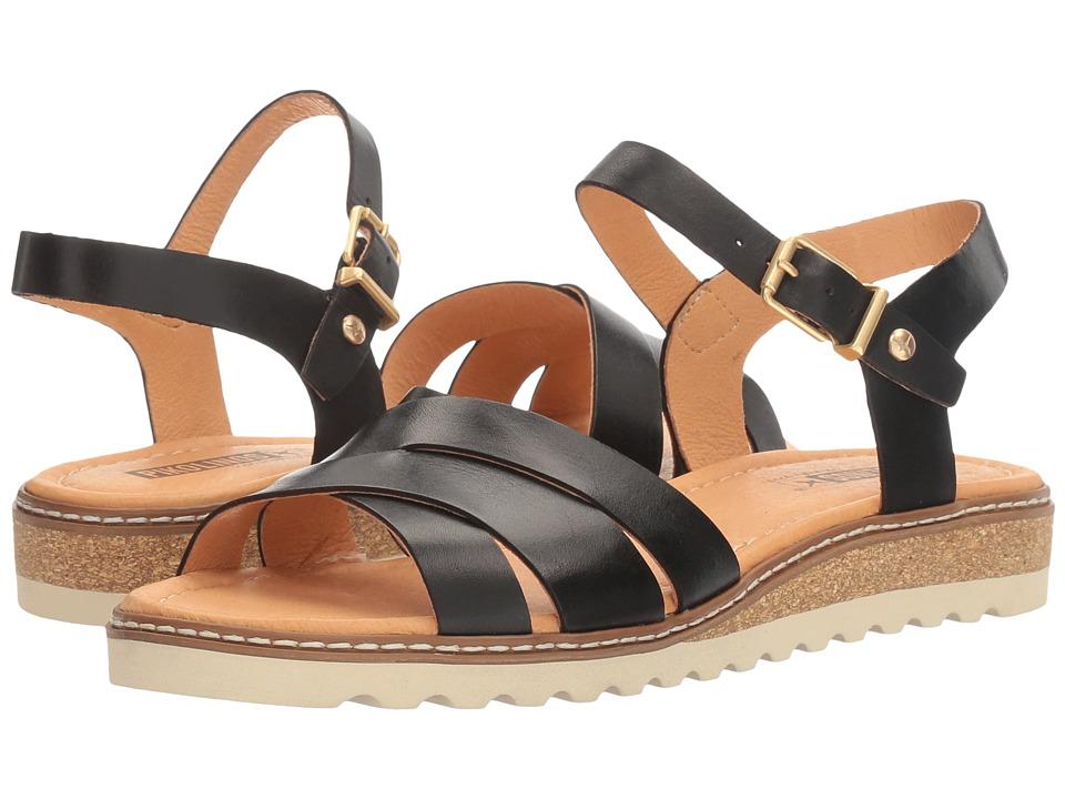 Pikolinos - Alcudia W1L-0955 (Black) Women's Shoes
