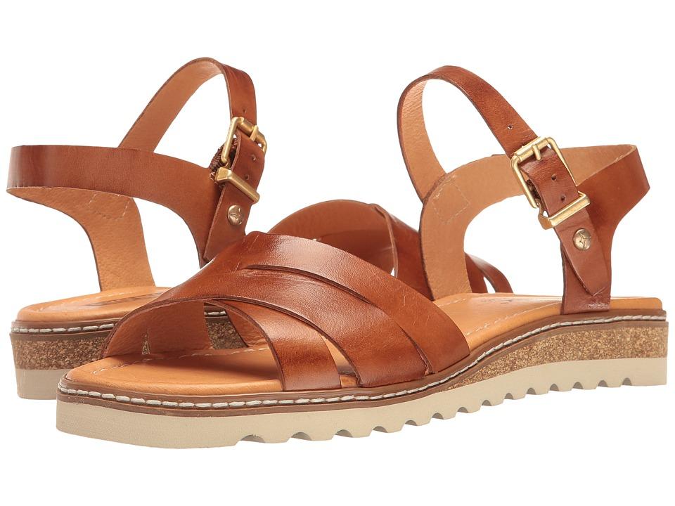 Pikolinos - Alcudia W1L-0955 (Brandy) Women's Shoes