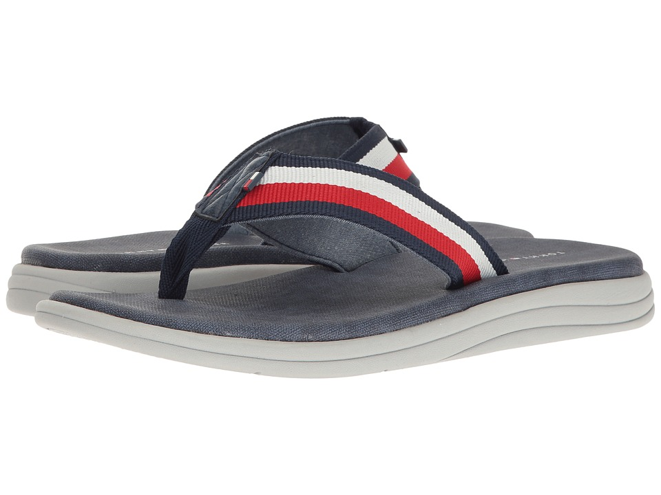 Tommy Hilfiger - Oberon (Navy) Men's Sandals