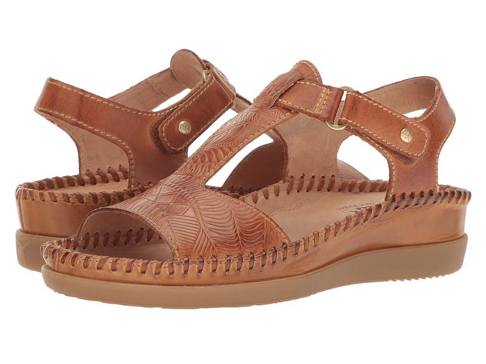 Pikolinos - Cadaques W8K-0829 (Brandy) Women's Shoes