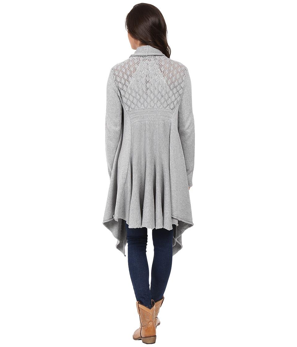 Union of Angels - Jayden Cardigan (Gray) Women's Sweater