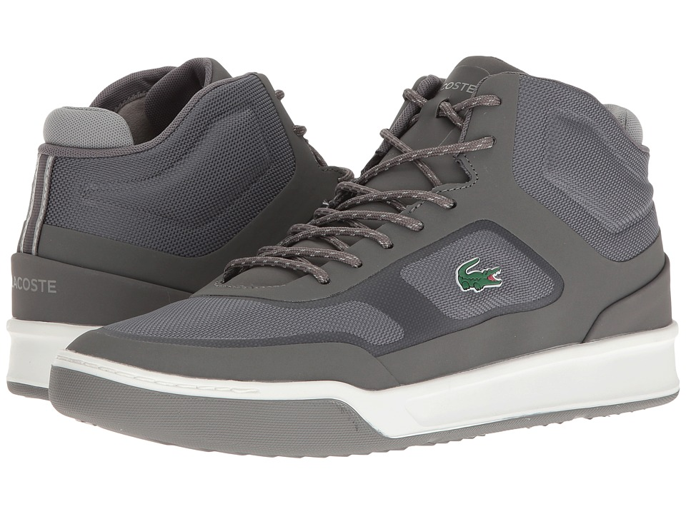 Lacoste Explorateur SPT Mid 117 2 Cam (Grey) Men