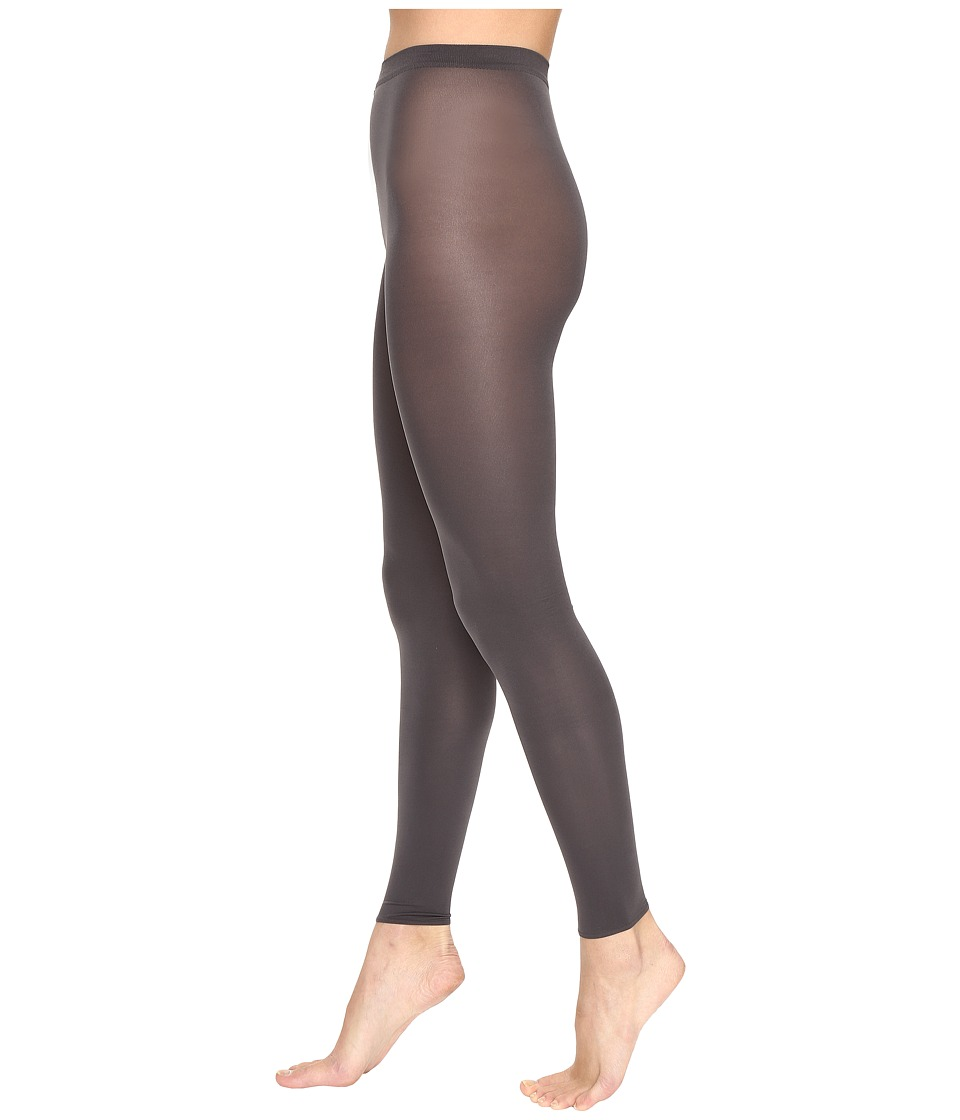 Wolford - Velvet 66 Leggings (Dark Grey) Women's Clothing