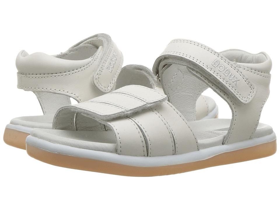 Bobux Kids - Kid+ Classic Sprite (Toddler/Little Kid) (White) Girl's Shoes