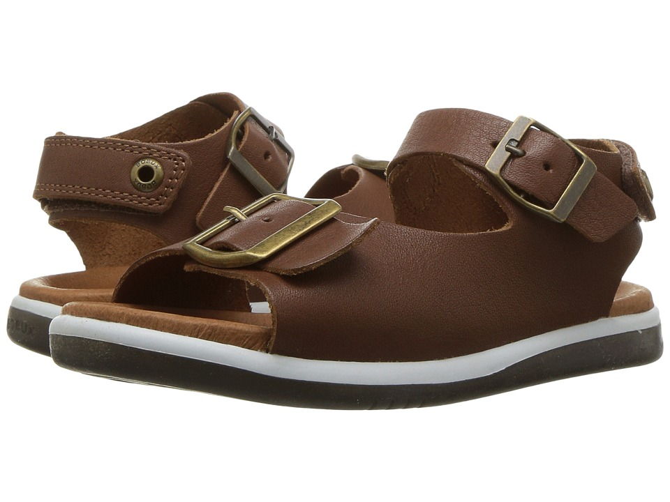 Bobux Kids - Kid+ Classic Soul (Toddler/Little Kid) (Toffee) Boy's Shoes