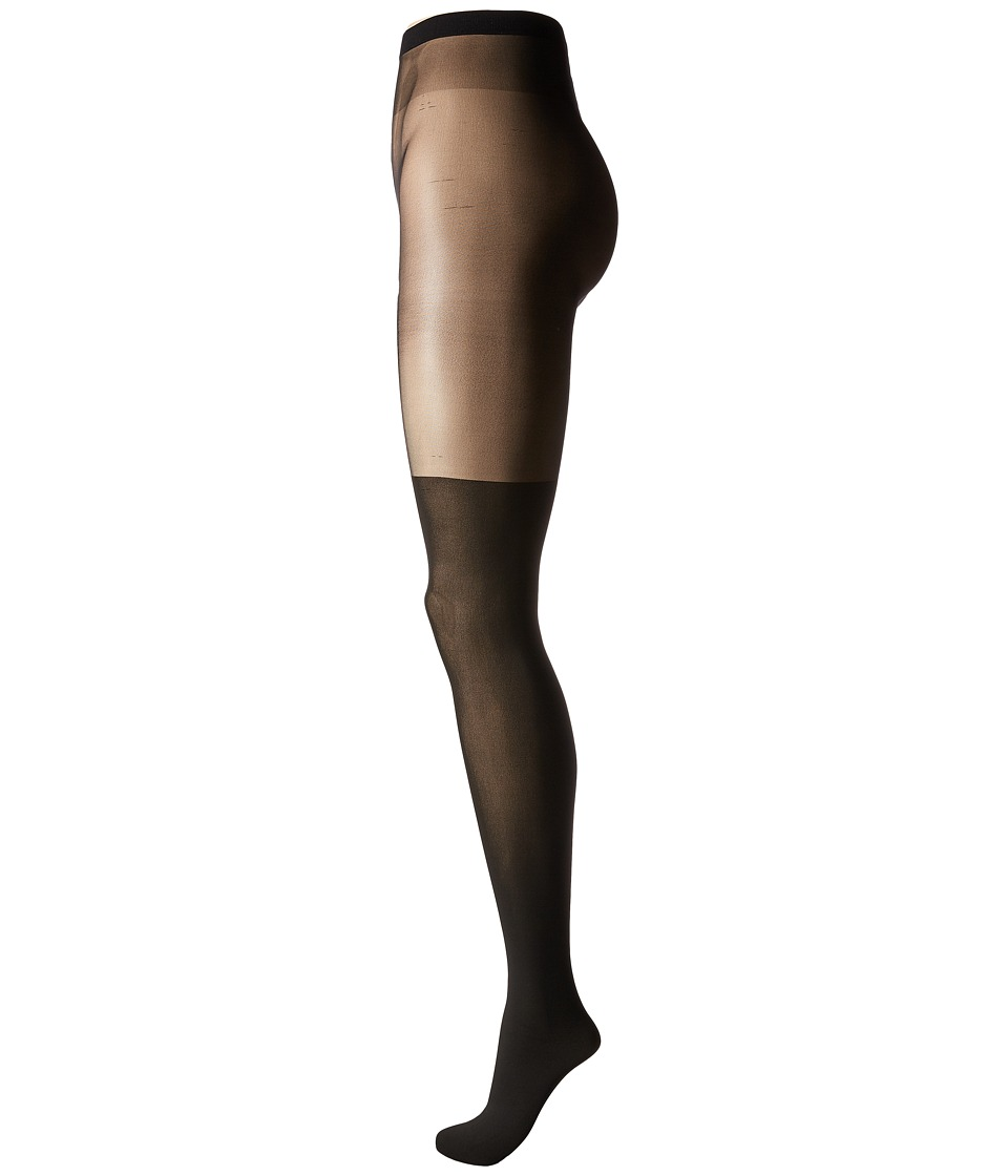 Wolford - Overknee Tights (Black/Black) Hose