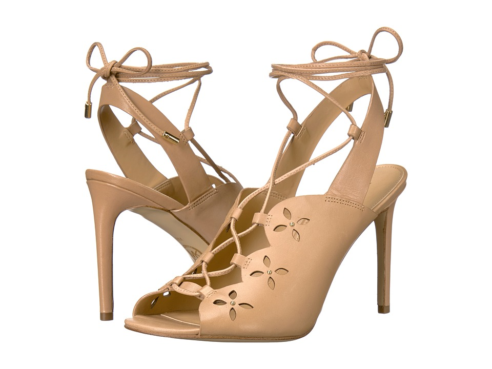 MICHAEL Michael Kors - Thalia Sandal (Toffee Vachetta) Women's Sandals