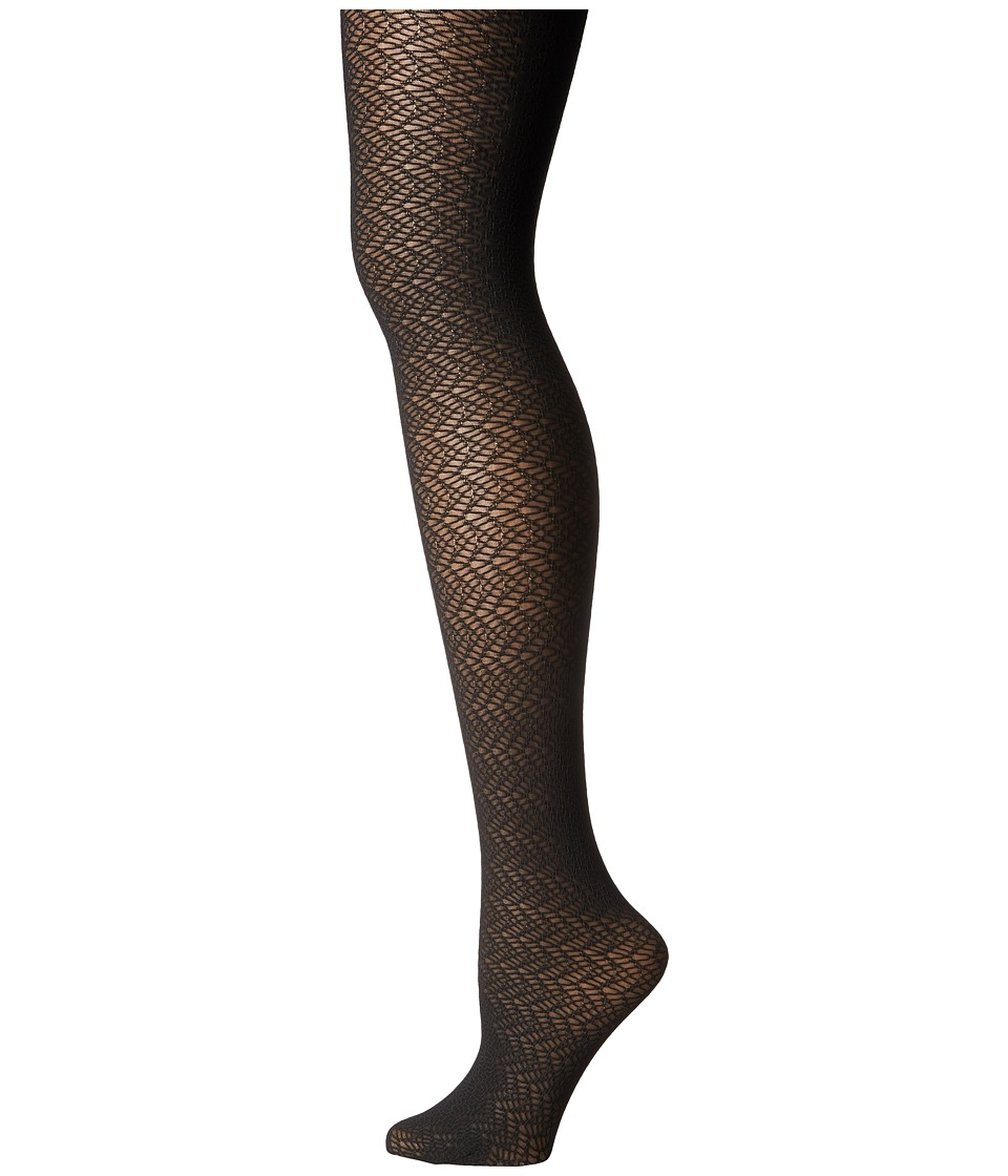Wolford - Fabi Tights (Black/Black) Hose
