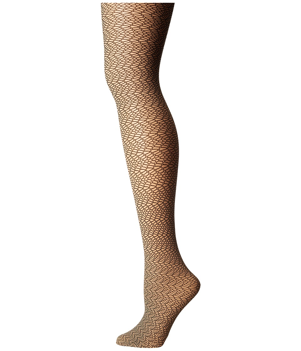 Wolford - Fabi Tights (Gobi/Black) Hose