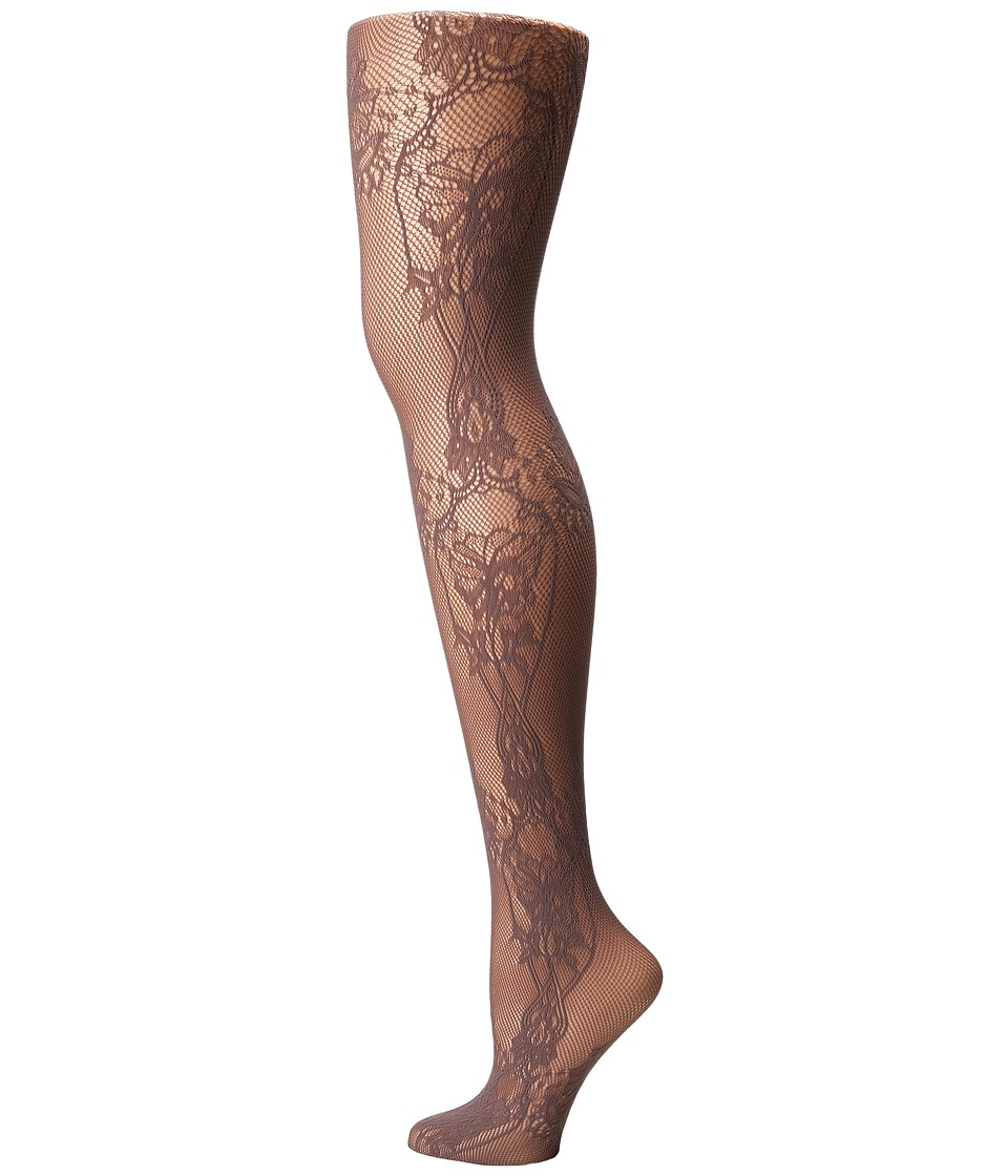 Wolford - Net Lace Tights (Mole) Hose