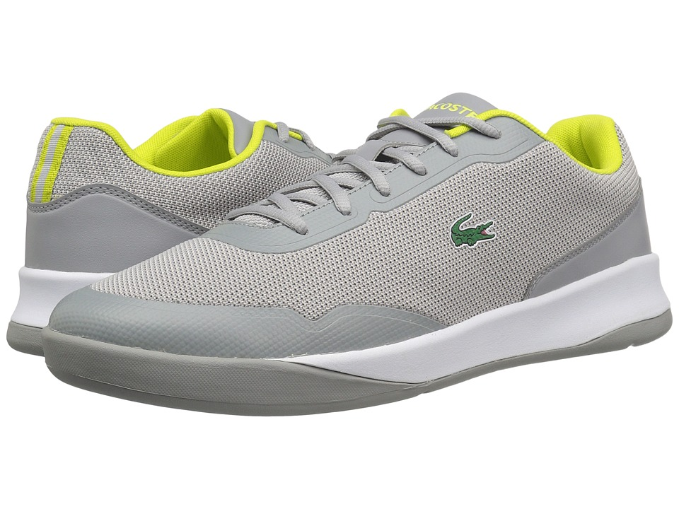 Lacoste - LT Spirit 117 3 SPM (Grey) Men's Shoes