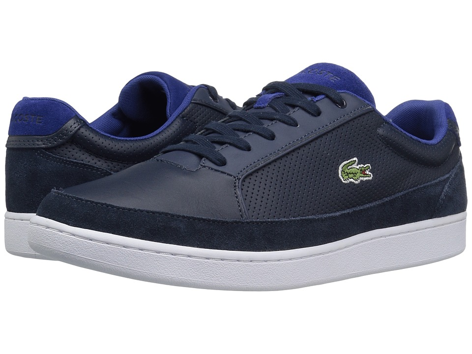 Lacoste Setplay 117 1 SPM (Navy) Men