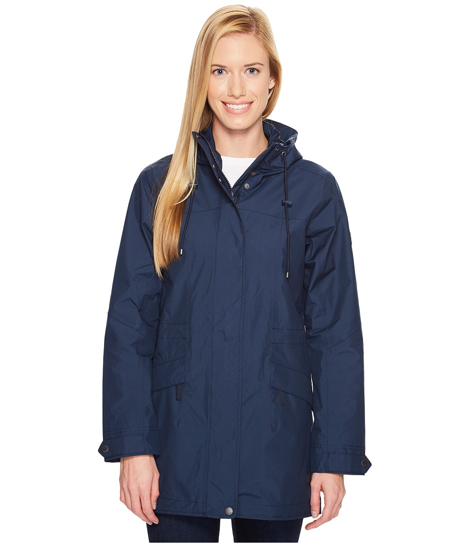 Jack Wolfskin - Cameia Parka (Midnight Blue) Women's Coat