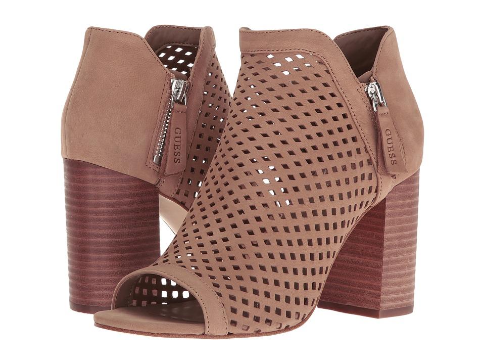 GUESS Oana (Dark Taupe) High Heels