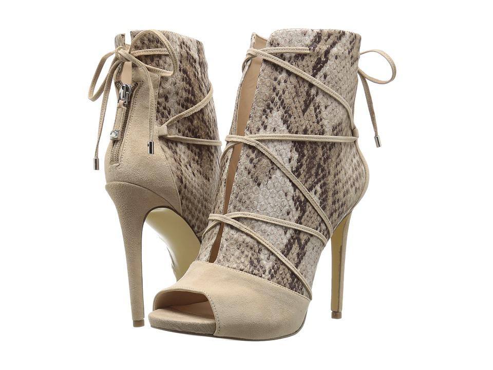 GUESS - Ayana (Desert/Straw Beige) Women's Boots