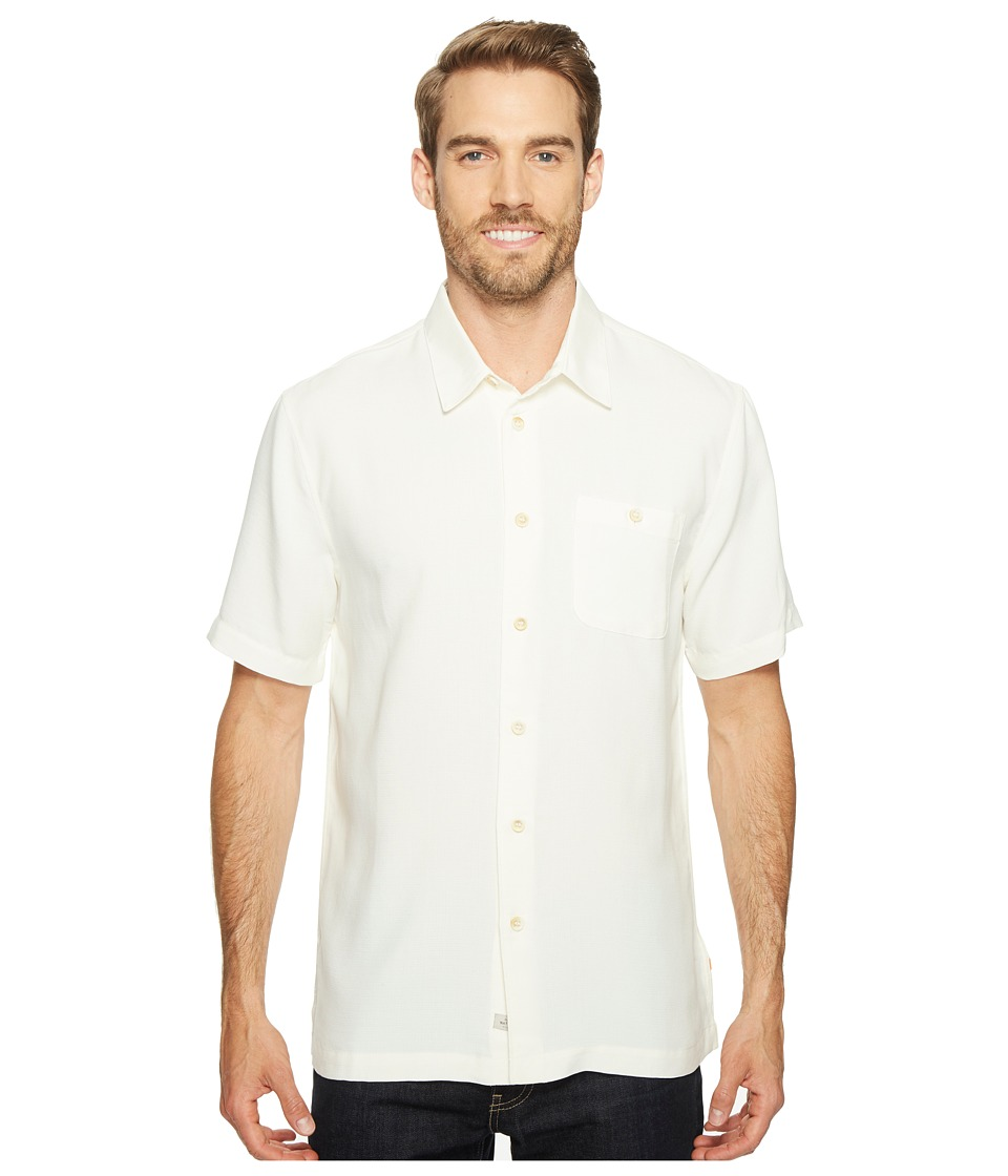 Quiksilver Waterman - Marlin Woven Top (Pristine) Men's Clothing