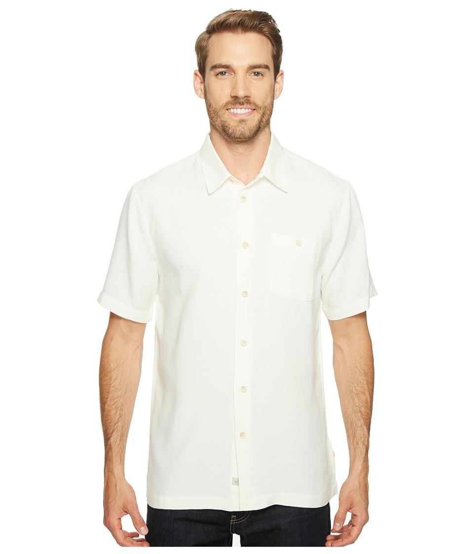 Quiksilver Waterman - Marlin Woven Top (Pristine) Men's Clothing